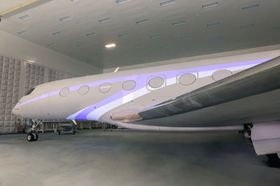 Gulfstream Launches 3D Paint Process_1