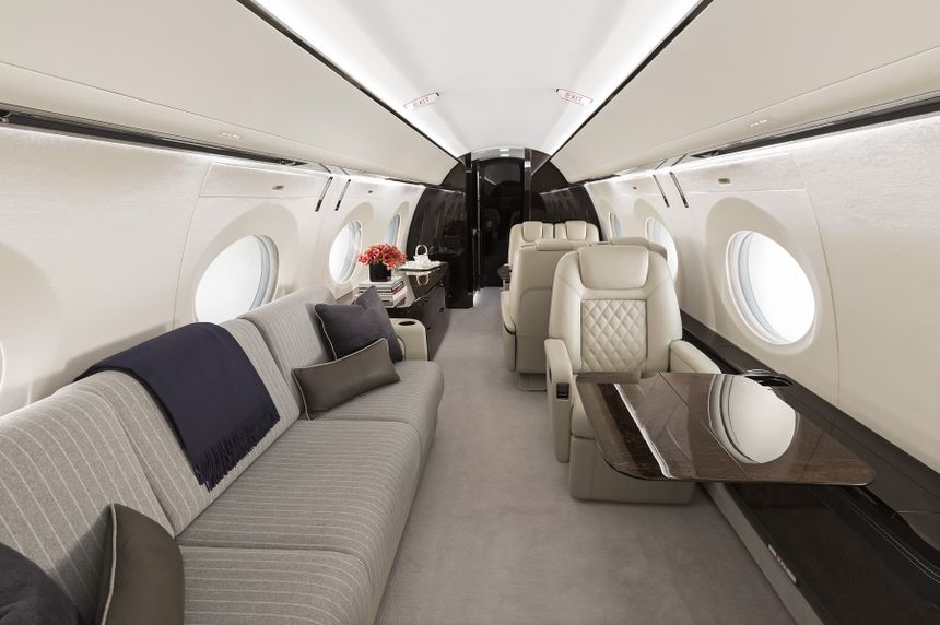 Gulfstream News News Releases Gulfstream Unveils All