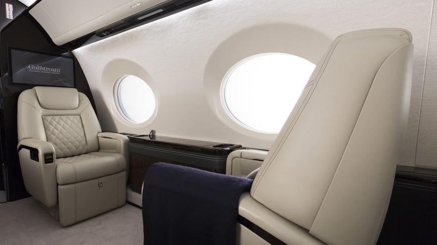 Gulfstream Unveils G500 Interior_3
