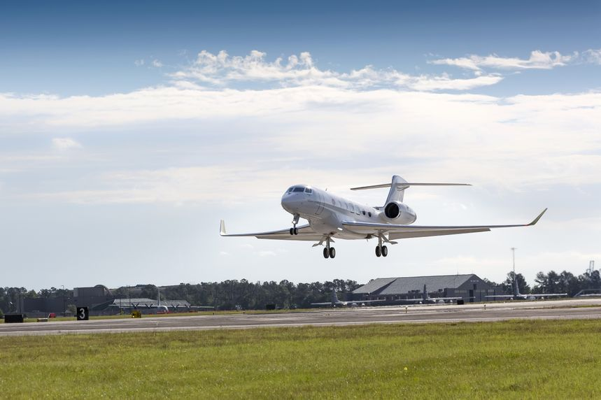 The Gulfstream G600 Recently Completed a 13-Hour, 5-Minute Flight