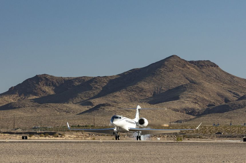 Gulfstream G600 Makes Debut at NBAA-BACE 2017