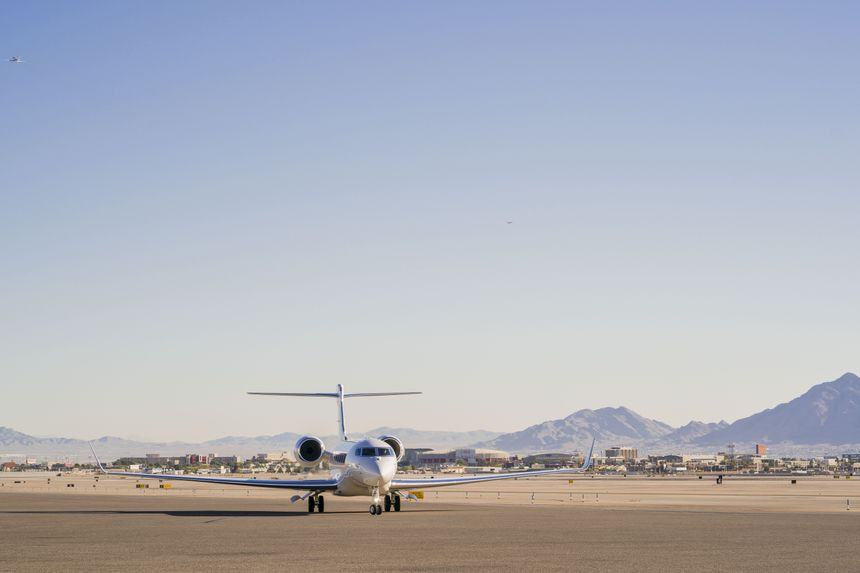 Gulfstream G650ER Affirms Performance Prowess