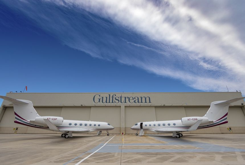 Gulfstream Makes First International G500 Deliveries
