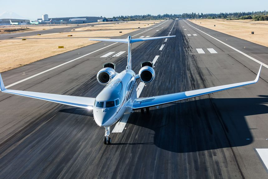 GULFSTREAM DELIVERS 300TH G650