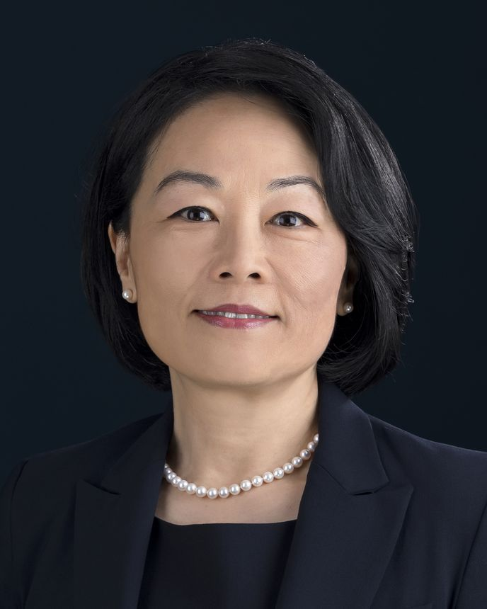 Leda Chong, Senior Vice President, Government Programs and Sales, Gulfstream Aerospace Corp.
