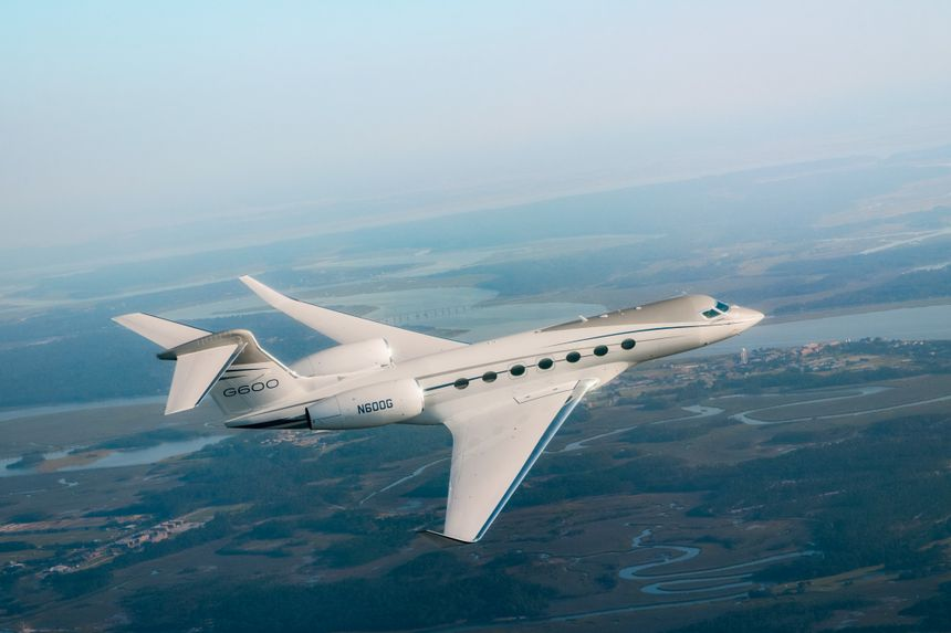 CLASS-LEADING GULFSTREAM G600 TO JOIN GULFSTREAM FLEET AT FARNBOROUGH INTERNATIONAL AIRSHOW