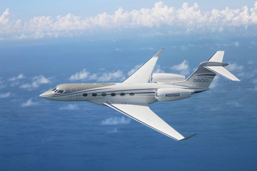 Gulfstream G500 Completes High-Speed World Tour