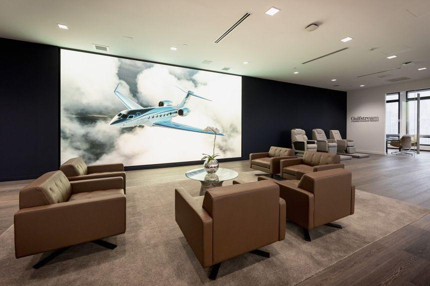 Gulfstream Opens Manhattan Sales and Design Center