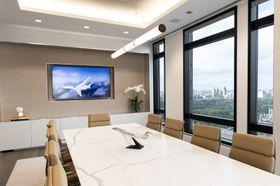 Gulfstream's Manhattan Sales and Design Center