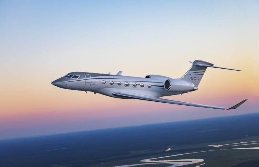 All-New Gulfstream G600 To Make Australian Debut At International Airshow