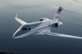 Display Will Feature All-New Gulfstream G500, Super-Midsize Gulfstream G280