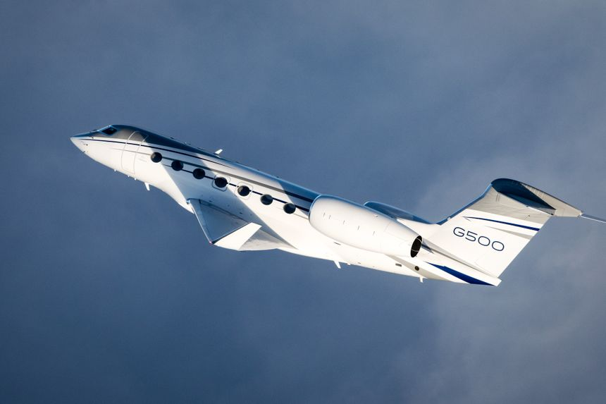 Gulfstream G500 To Make AeroExpo Debut