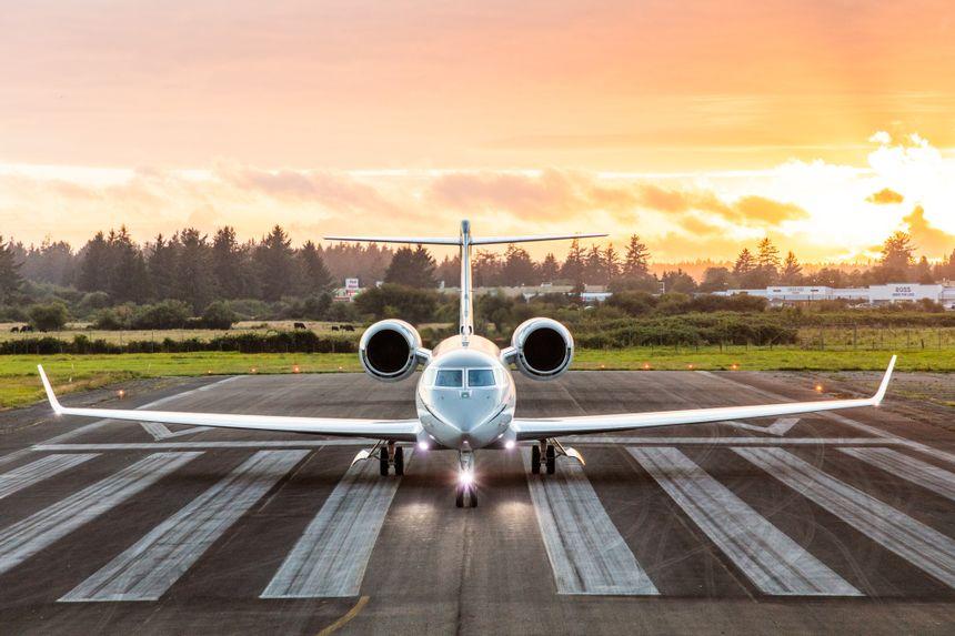 Gulfstream To Showcase Class-Leading, Large-Cabin Trio At Dubai Airshow