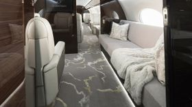 Gulfstream G650ER Serenity and Style