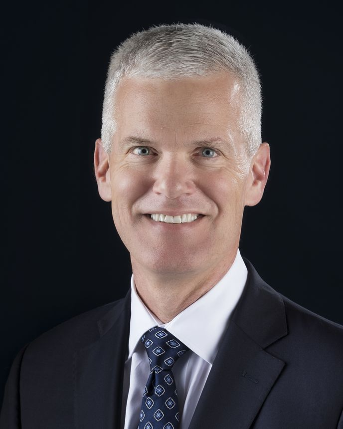 Colin Miller, Senior Vice President, Innovation, Engineering and Flight, Gulfstream Aerospace Corp.