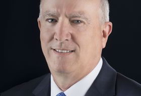 Greg Collett, Senior Vice President, Manufacturing and Completions, Gulfstream Aerospace Corp.