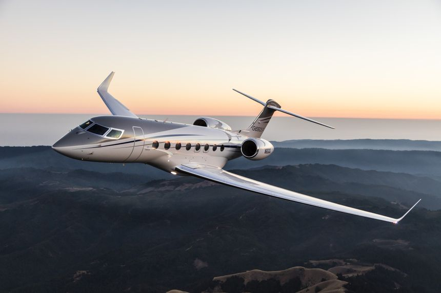 Gulfstream To Bring Record-Breaking, Award-Winning Fleet To EBACE 2019