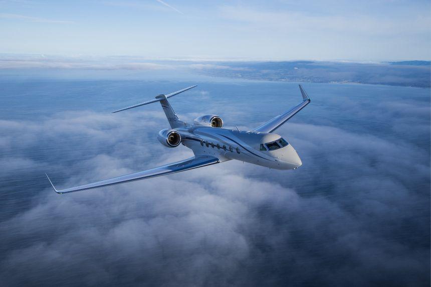 Gulfstream G550 Flies Record Between U.S. And U.K. On Sustainable Alternative Jet Fuel
