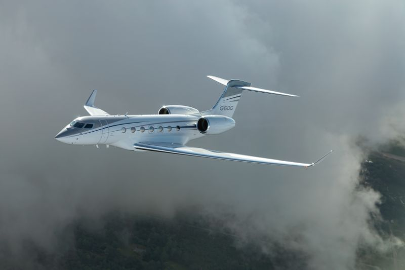 Award-Winning Gulfstream G600 To Make International Paris Air Show Debut