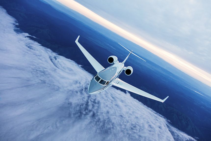 Industry-Changing Gulfstream G500 Earns Flying Innovation Award