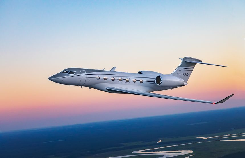 Gulfstream To Display Award-Winning G600 At LABACE