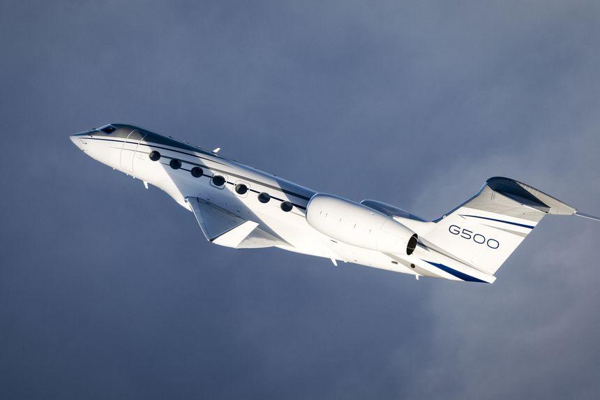 Gulfstream G500 Earns EASA Certification