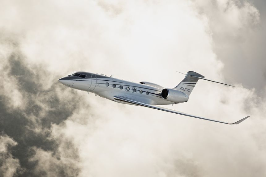 GULFSTREAM HIGHLIGHTS UNMATCHED FLEET AT NBAA-BACE