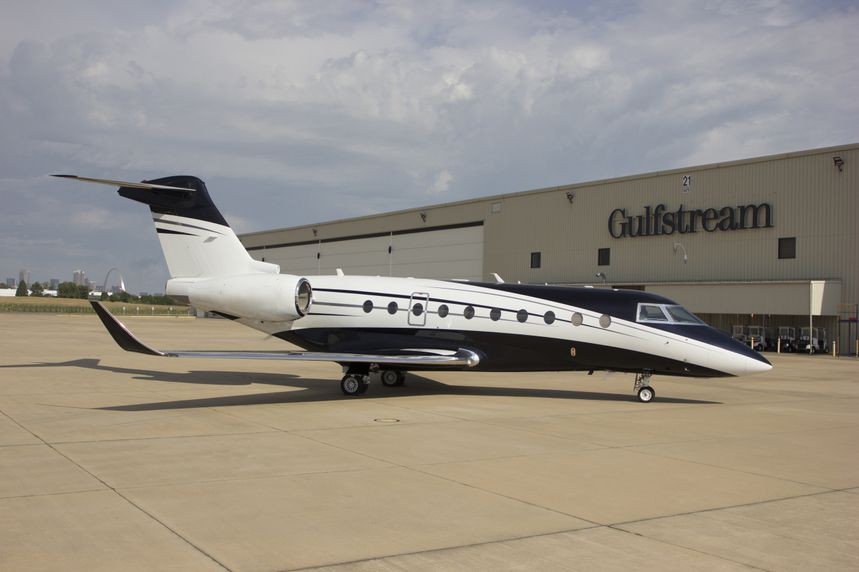 Gulfstream Establishes Dedicated Midcabin Maintenance Resources At St. Louis-Area MRO