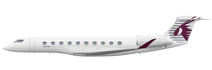 Qatar Executive G700