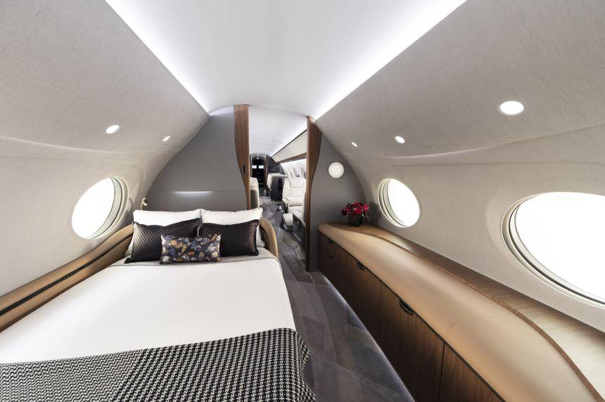Gulfstream G700 Master Suite