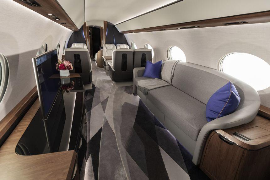 Gulfstream G700 Divan