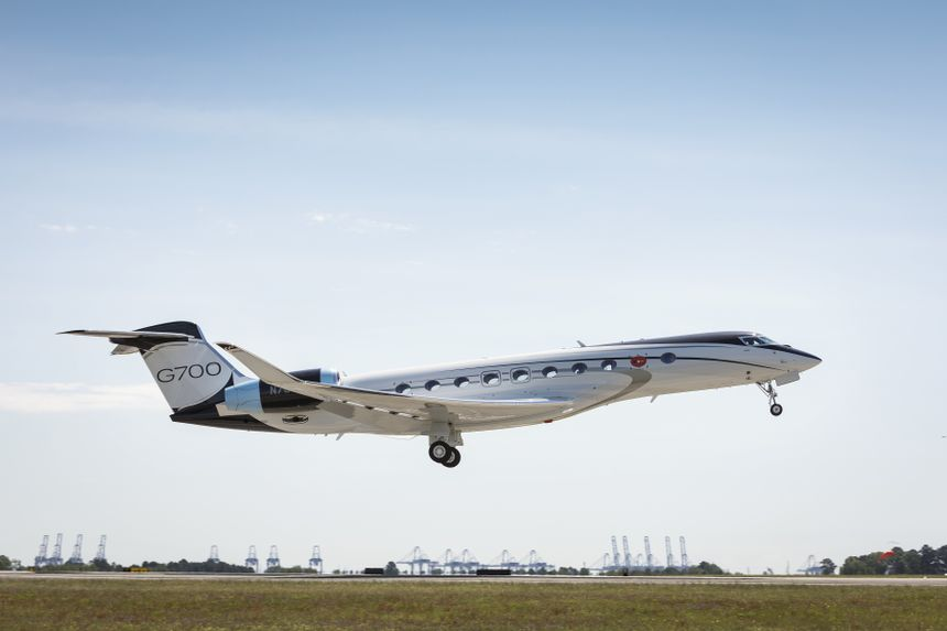 Gulfstream G700 Development Accelerates