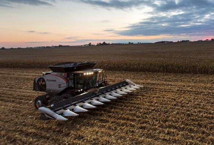 Gleaner Combine Corn Dpi Ba F E B A B A Eaa C Prv