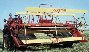 Hesston's 100,000th Windrower to Roll Off Production Line in March 2016