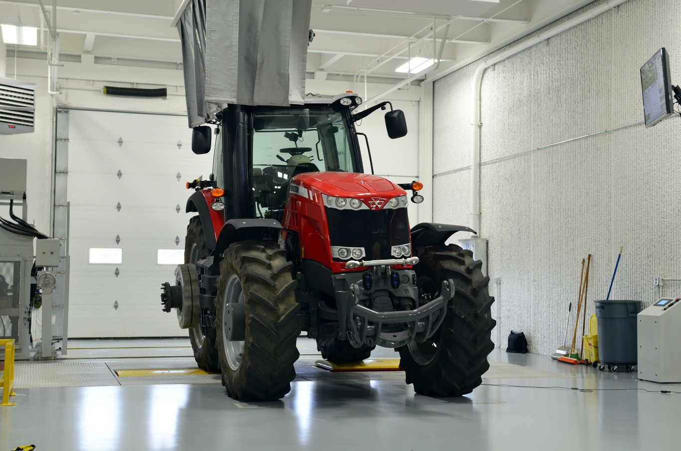 Agco Jackson Minnesota Facility Upgrades Drive Product