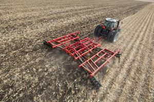 Sunflower 1436 Disc Harrow Has Aggressive New Weight for Optimum Field Preparation