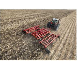 Sunflower 1436 Disc Harrow Has Aggressive New Weight for Optimum Field Preparation