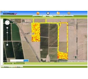 AGCO Announces New AgCommand Integration with Raven Slingshot