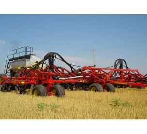 New Sunflower 9700 Series Air Till Drill Helps Deliver Top Small-Grain Yields