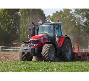 Massey Ferguson® Introduces Powerful Small-Frame Tractors to 7600 Series