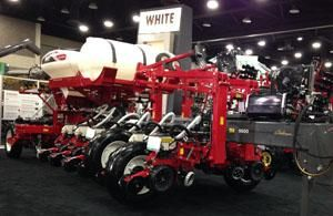 AGCO Introduces White Planters 9800VE Series Planters