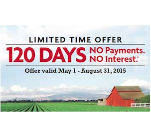 AGCO Plus+ Rolls Out No-Interest, No-Payments Offer