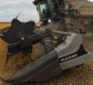AGCO Introduces New 9255 DynaFlex Draper Header