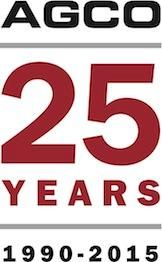 AGCO Celebrates 25 Years of History, Hundreds of Years of Experience