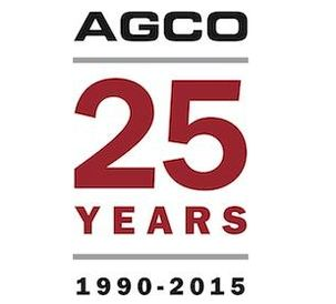 AGCO Celebrates 25 Years of History, Hundreds of Years of Experience