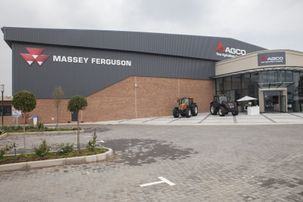 AGCO Parts Warehouse