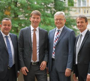 Dr Heribert Reiter elected to Board of Chairman of the VDMA Agricultural Machinery Association