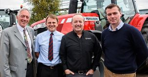 Massey Ferguson Distribution strengthened in Central Scotland