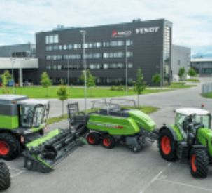 Developments in Fendt Harvesting