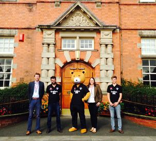 Massey Ferguson to support Harper Adams Students' Union in new sponsorship agreement